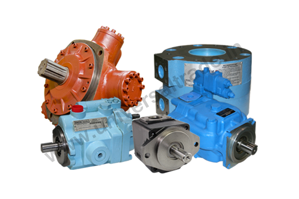 Hydraulic Motor & Pumps