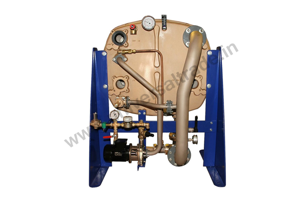 Fresh Water Generator & Heat Exchanger