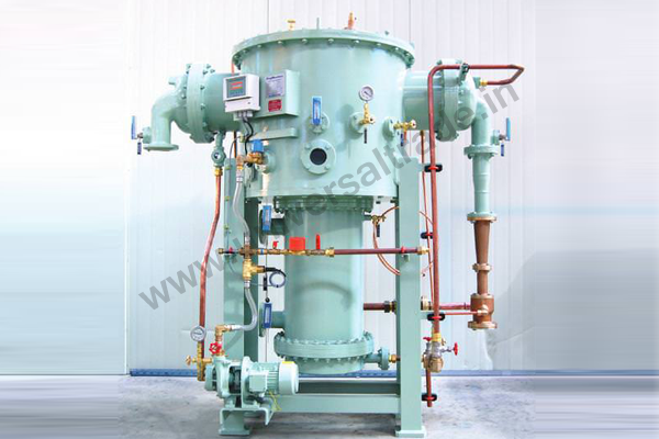 Recondition Fresh Water Generator