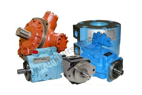 Hydraulic Motors & Pumps